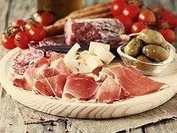 Productos típicos de La Toscana