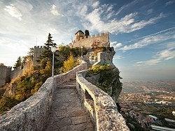 San Marino, Castillo de la Guaita