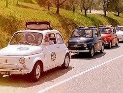 Tour en fiat 500 por la Toscana