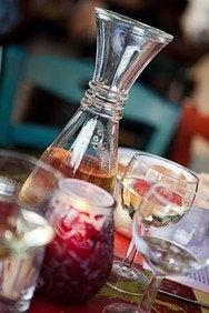 Tour Gourmet por Florencia, Vinos italianos
