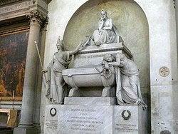 Tumba de Dante (Santa Croce)