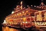Paseo en barco y cena en Jumbo Kingdom