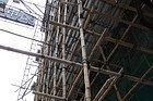 Curiosidades: Andamios de Bambú
