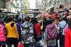Recorriendo Mong Kok