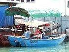 Bahía Aberdeen: Pescadores