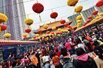 Templo Wong Tai Sin