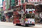 Tranvías en Hong Kong