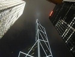 Información Hong Kong: Torre del Banco de China