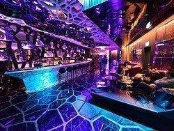 Bar Ozone, en el hotel Ritz Carlton