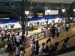 Disneyland Hong Kong: Metro
