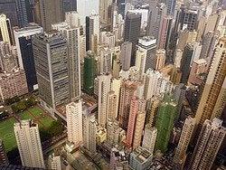 Restaurante en Hong Kong