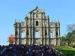 Macao: Ruinas de San Pablo