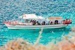 Paseo en barco por las calas de Ibiza