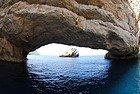 Cueva costa Ibiza