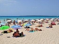 Els Arenals, Formentera