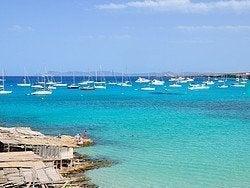 Formentera, Cala Saona