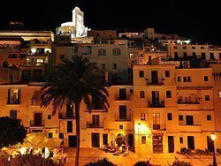 Dalt Vila, la parte alta de Ibiza
