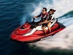 Ibiza en moto de agua