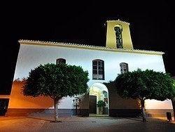 Santa Gertrudis, Iglesia