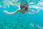 Paseo en barco con snorkel en Grand Baie