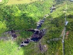Cascadas de Tamarin