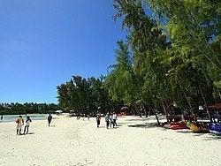 Playa de la Isla de los Ciervos