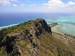 Mauricio desde el cielo