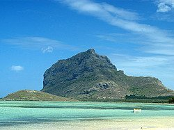 Mountain Le Morne