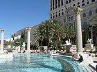 Caesars Palace, piscina