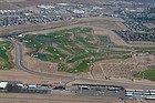 Campos de golf en el desierto