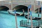 Góndola del Hotel Venetian