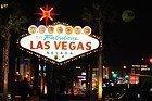 Las Vegas, letreiro Las Vegas