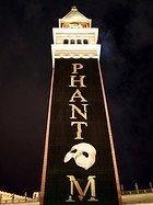 Phantom, el Fantasma de la Ópera