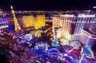 De fiesta en Las Vegas
