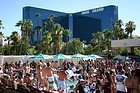 Wet Republic en MGM Grand
