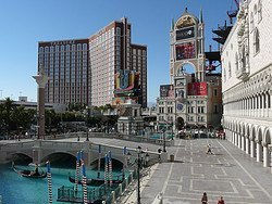 Treasure Island y Venetian