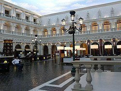 Venetian, Plaza de San Marcos