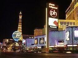 Historia de Las Vegas, El Strip
