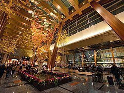 Hotel Aria Las Vegas, hall