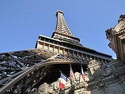 Hotel Paris, Torre Eiffel