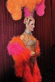 Jubilee, showgirl