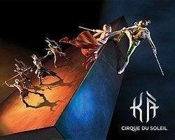 KÀ, Circo del Sol