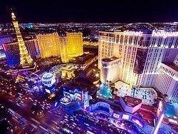 Sobrevolando Las Vegas