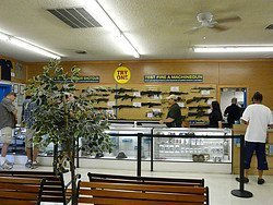 Gun Store Las Vegas