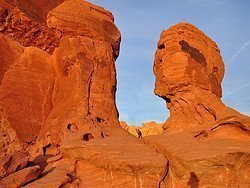 Valley of Fire, Seven Sisters