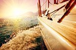 Alquiler de velero privado con patrón