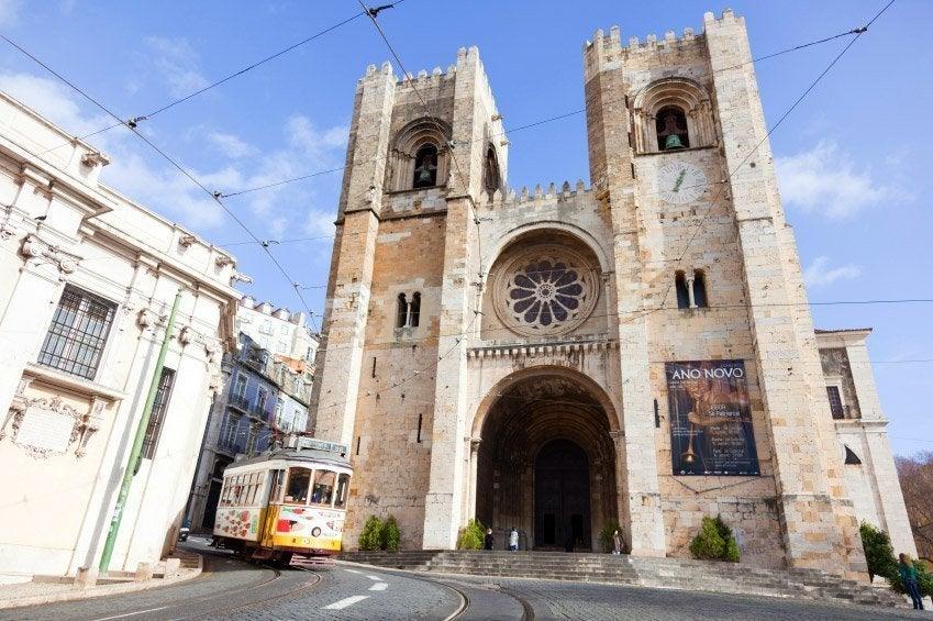Catedral de Lisboa, La Sé