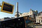 Local bus in Lisbon