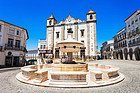 Evora, Plaza de Giraldo