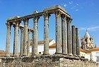 Évora, Roman Temple